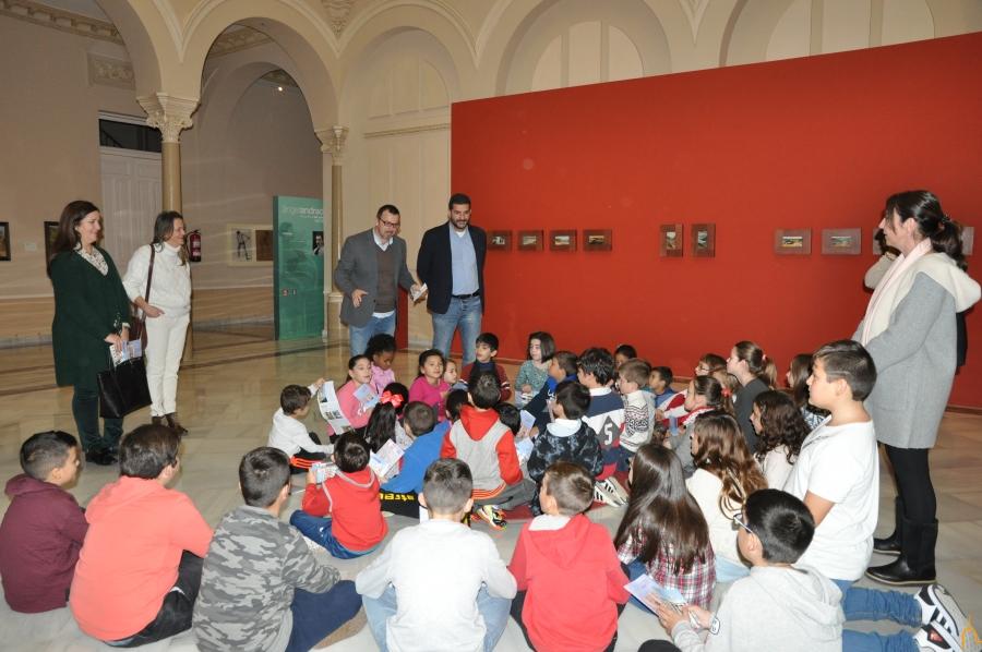 Unas 1.700 personas han visitado la Diputación en las Jornadas de Puertas Abiertas