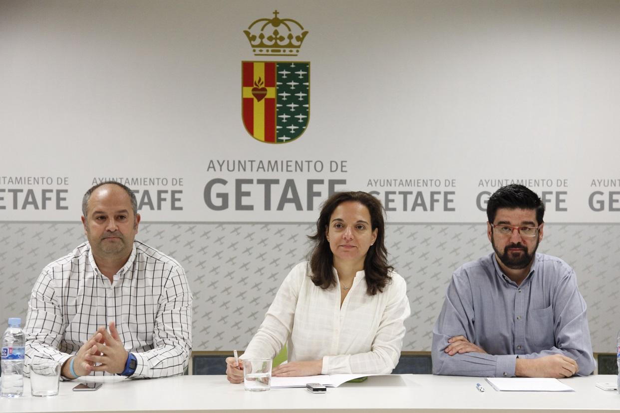 Getafe materializa el millón de euros para el pago de alquiler y de suministros de vecinos con mayores dificultades económicas