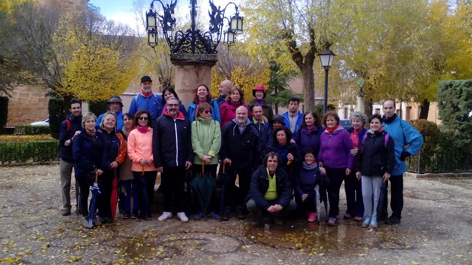 Las actividades de la Universidad Popular de Villanueva de los Infantes arrancan con una Ruta Senderista