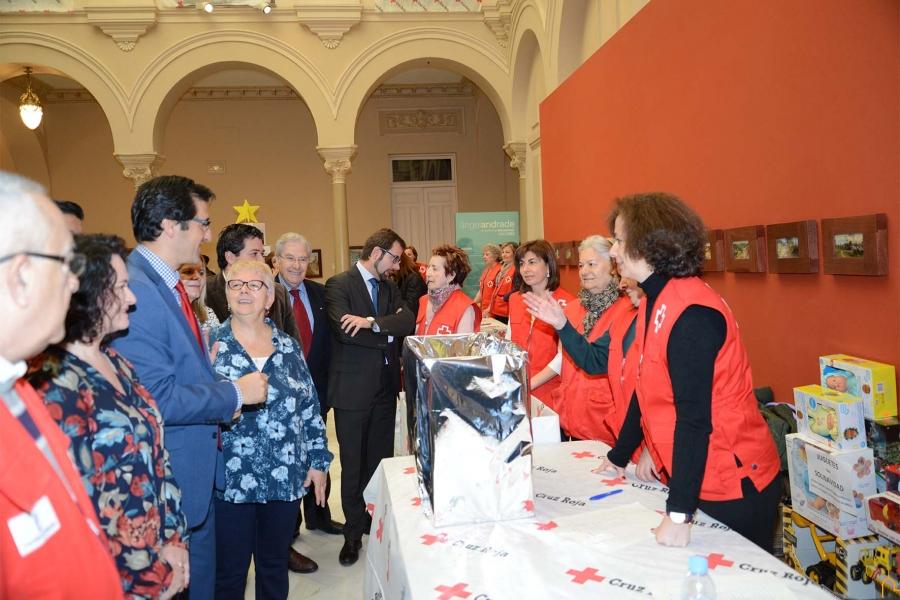 La Diputación de Ciudad Real se vuelca un año más con la campaña Solinavidad de la Cadena SER