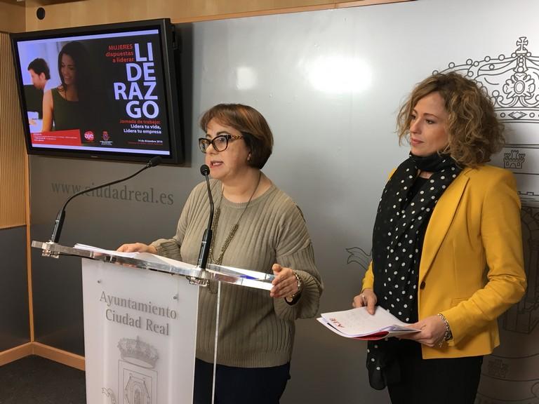 Igualdad y AJE organizan una jornada de trabajo sobre empoderamiento de la mujer en el ámbito empresarial