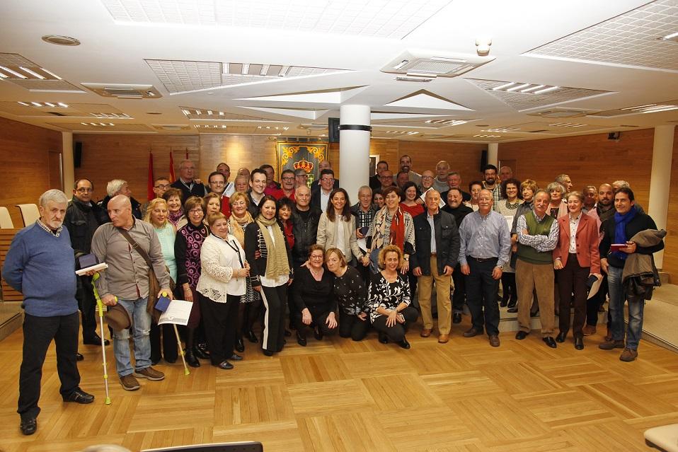 El Ayuntamiento de Getafe homenajea a los y las trabajadores municipales jubilados