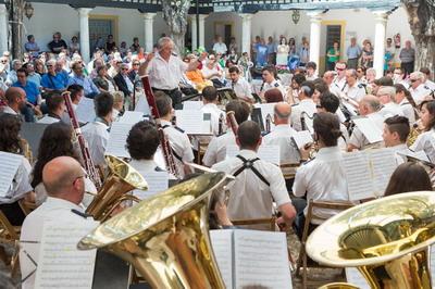La Banda de Música de Getafe seleccionada para participar en el Certamen Internacional de Bandas 'Villa de Altea'