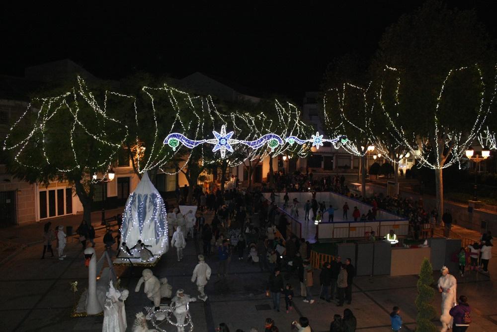 Campo de Criptana recibe la Navidad con ampliación del alumbrado, pasacalles infantil y comercios abiertos