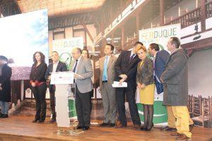 El presidente de Asaja en Ciudad Real, Florencio Rodriguez, habla sobre Ferduque, una oportunidad para la agricultura y la ganaderia de los estados del Duque.