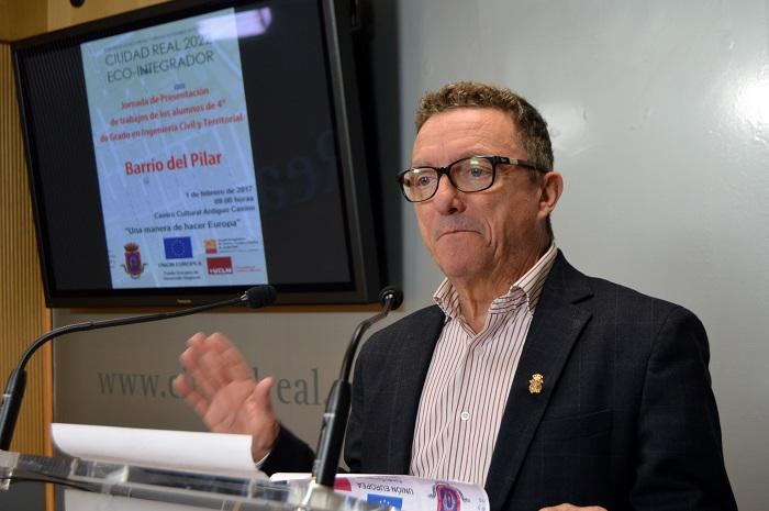 El Ayuntamiento de Ciudad Real abordará la reforma del Barrio del Pilar