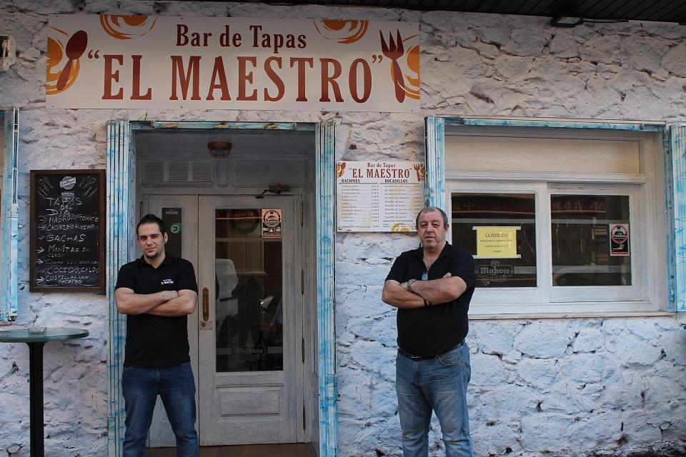 Abre en Ciudad Real Bar El Maestro, con cocina casera y una gran variedad de tapas