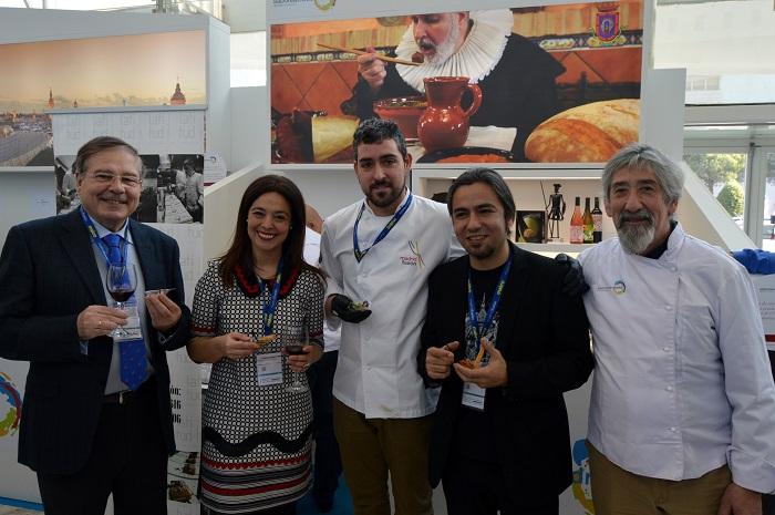 El Calendario Gastronómico de Ciudad Real 2017 aumenta sus actividades para promocionar la cocina