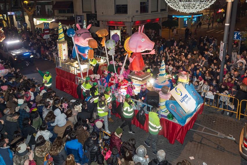 Cabalgata de Reyes en Getafe 03
