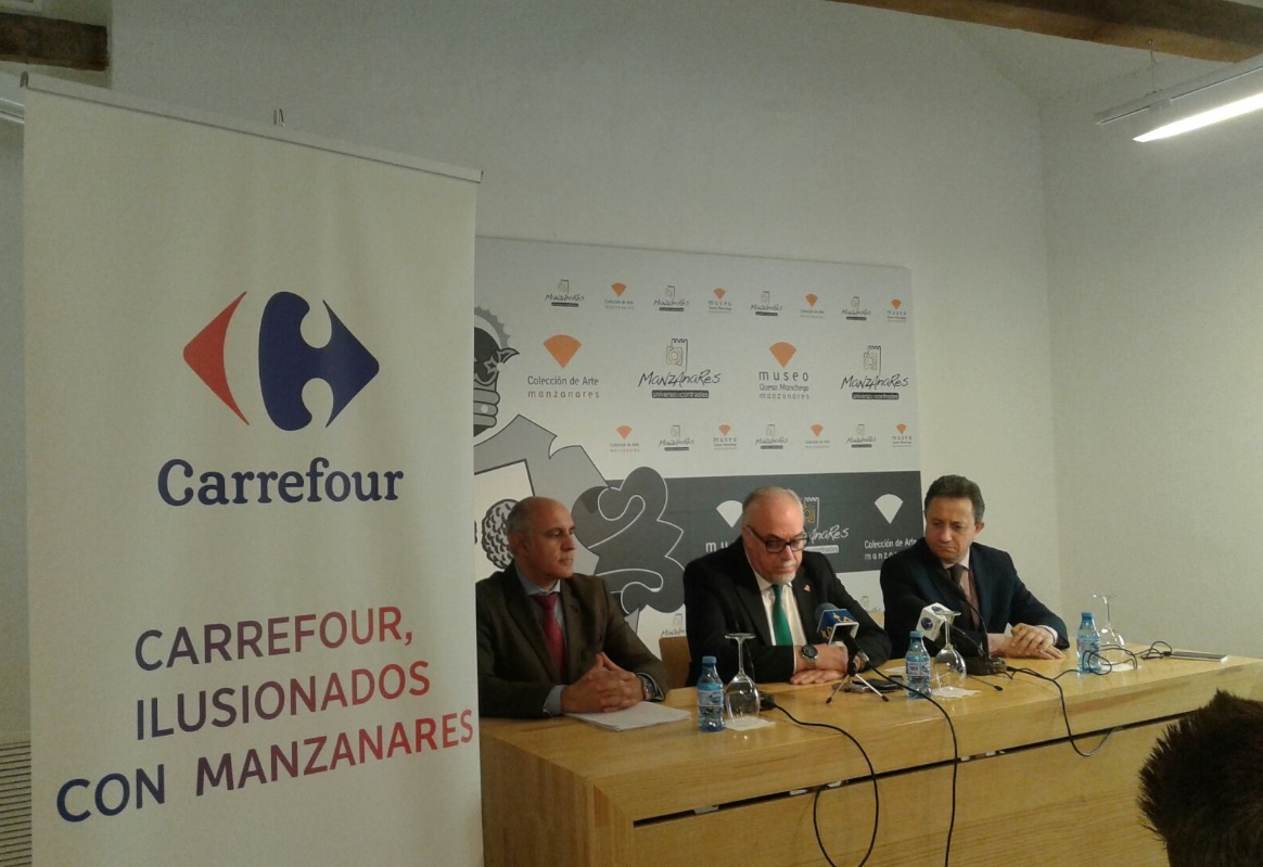 Carrefour llega a Manzanares