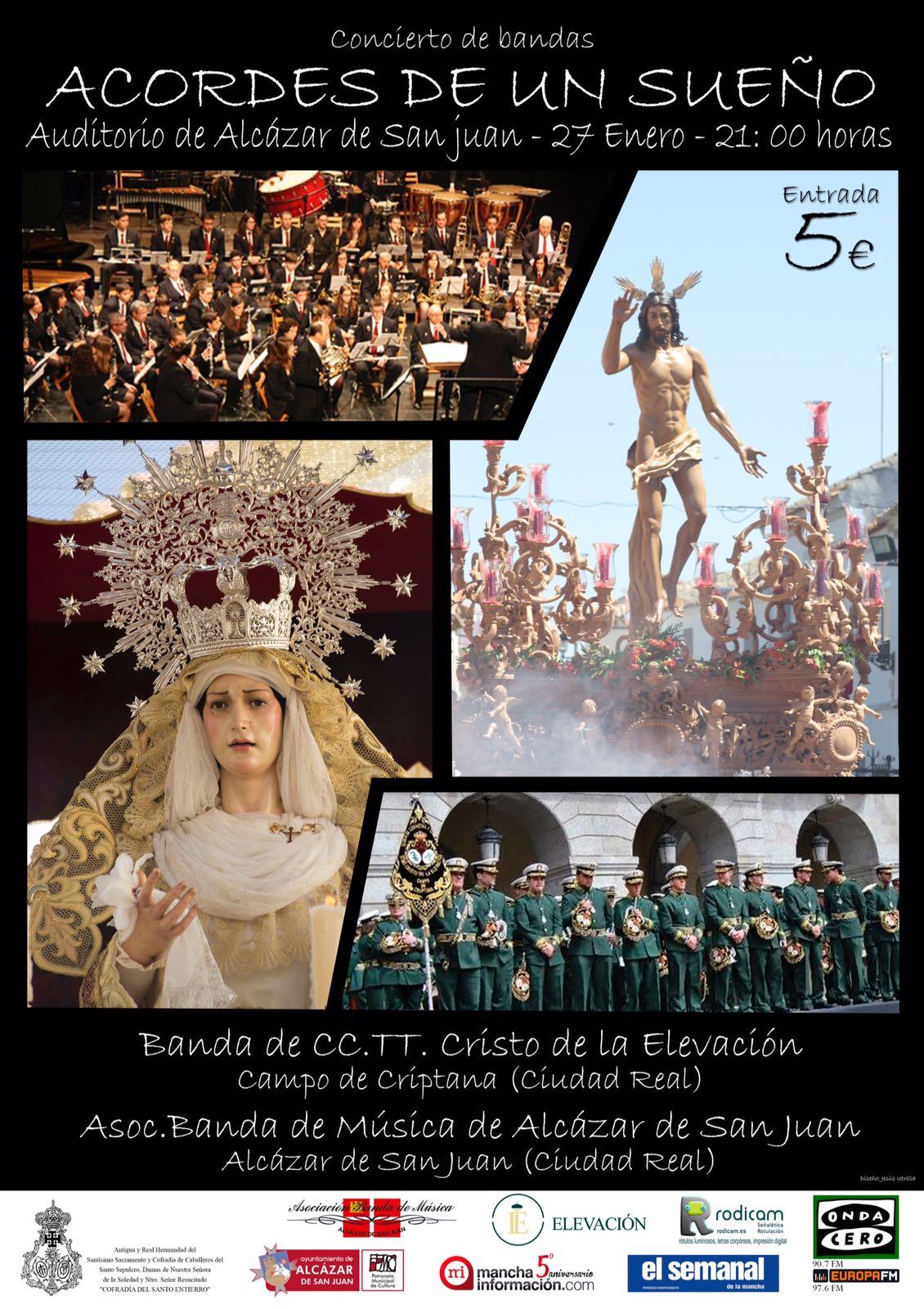 """""""Acordes de un Sueño"""" concierto en el Auditorio de Alcázar de San Juan"""