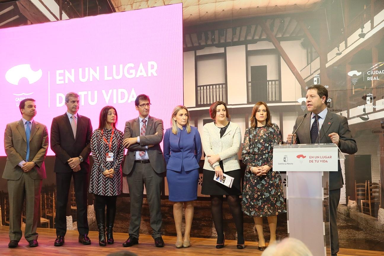 Castilla-La Mancha apuntalará su turismo en 2017 con el Centro Regional de Promoción del Folclore que acogerá Ciudad Real