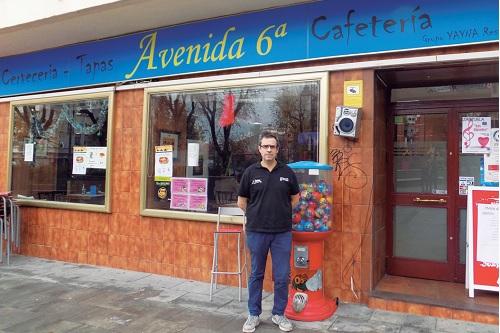 Cervecería-cafetería Avenida 6ª