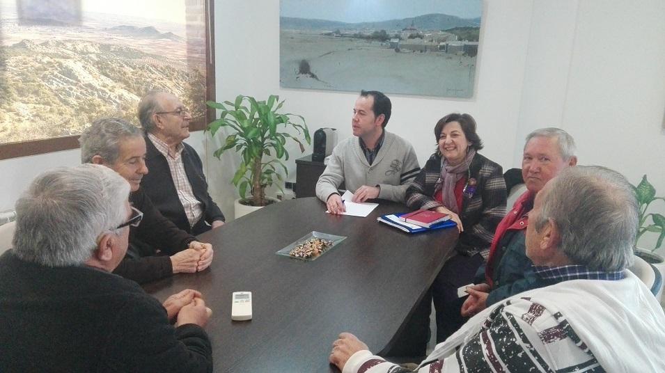 Constituido en Herencia el nuevo Consejo de Mayores como mecanismo de participación ciudadana