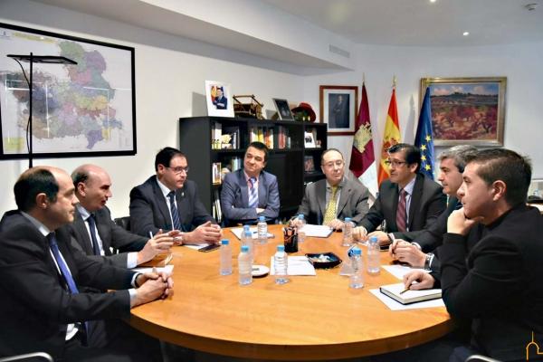 Diputación y Junta destinarán 9 millones de euros al arreglo de caminos rurales