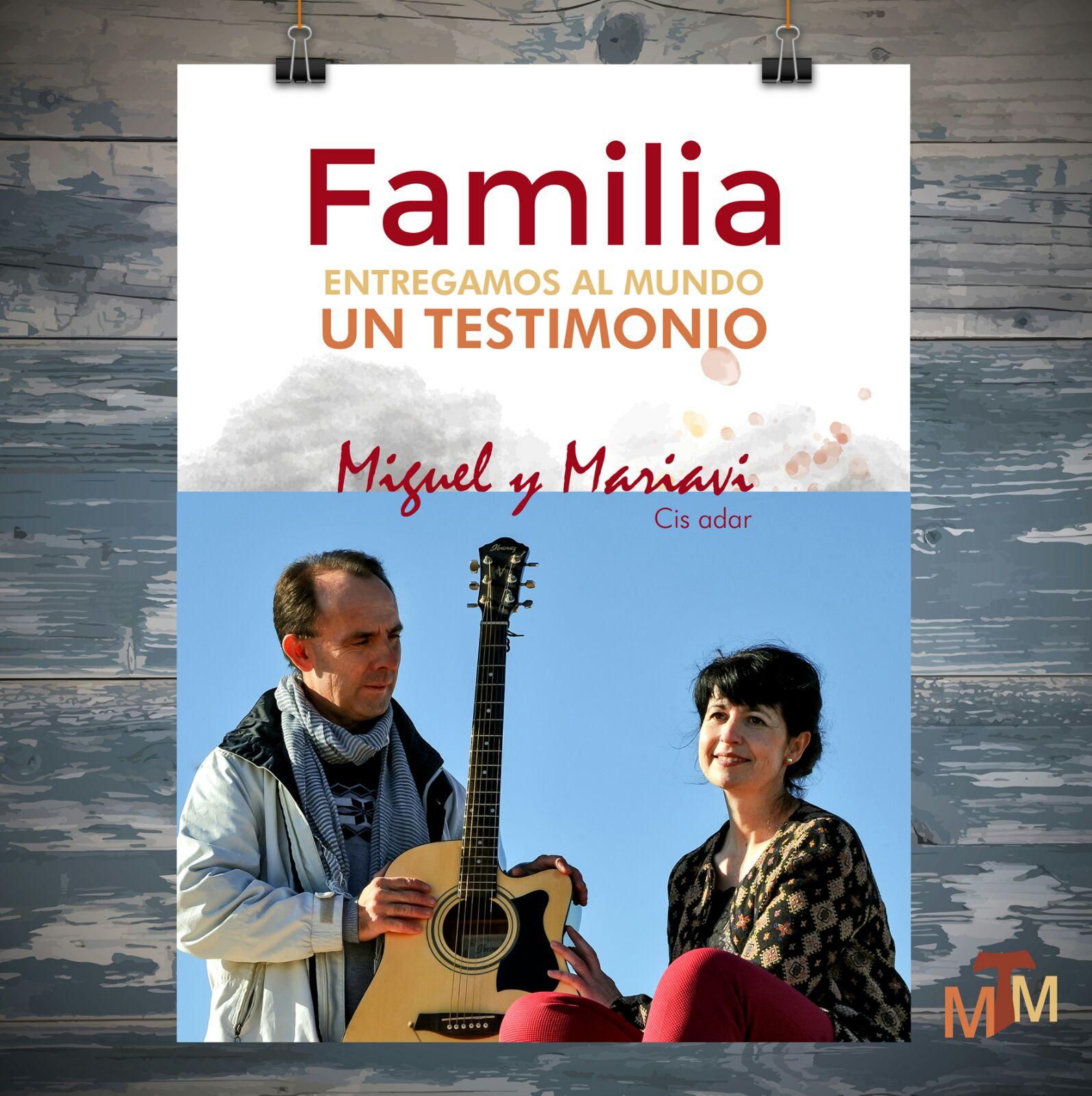 'Cis Adar' presenta su cuarto disco de música 'Familia' en Herencia el próximo 5 de marzo