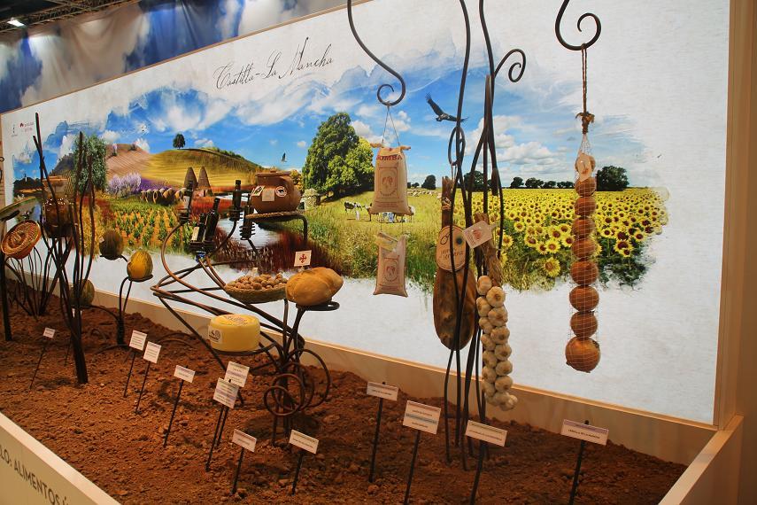 La gastronomía de Castilla La Mancha, en Fitur 2017