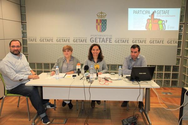 El Ayuntamiento de Getafe regulariza la cesión de locales para asociaciones y entidades