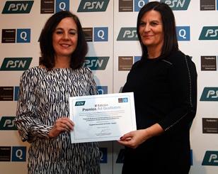 Reconocimiento al Hospital de Getafe por la mejora del uso de los medicamentos antimicrobianos