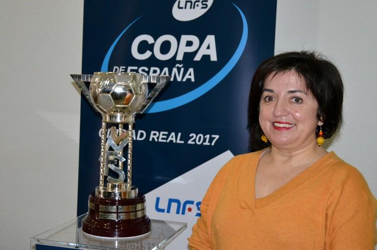"""La Copa de España de Fútbol Sala comienza su """"visita"""" por Ciudad Real"""