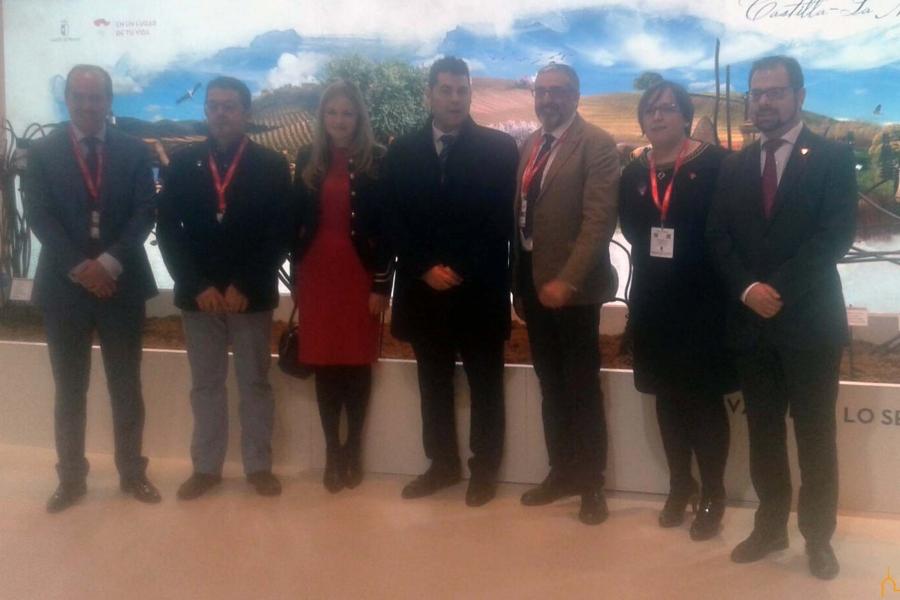 Infantes presenta en Fitur su incorporación a la red de pueblos más bonitos de España