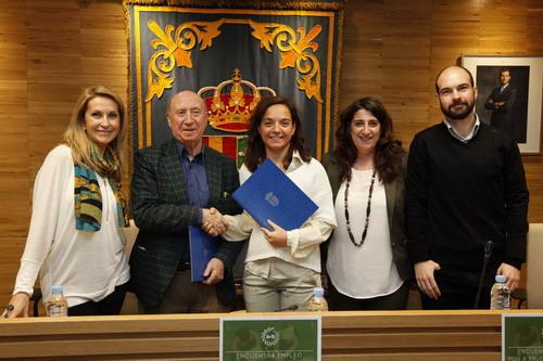 Nuevo programa de empleo para la inserción laboral de jóvenes de Getafe