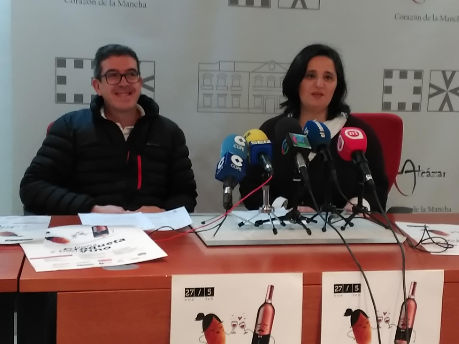 Doña Croqueta y Don vino, del 27 de enero al 5 de febrero en 19 establecimientos alcazareños