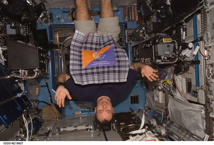 """El astronauta Michael López-Alegría será nombrado """"Pandorgo de Honor"""""""