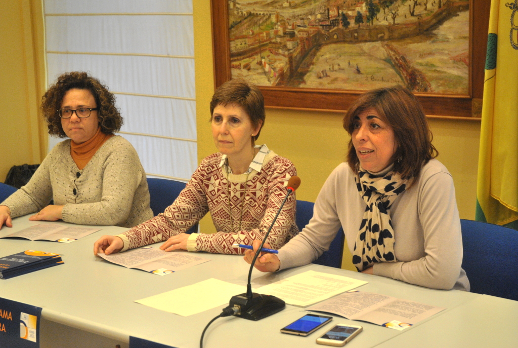 Presentado en Tomelloso el programa 'CLARA' dirigido a facilitar la inserción laboral de mujeres en situación de vulnerabilidad