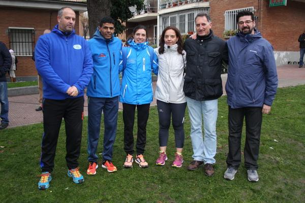 Mohamed Blal y Lucía Morales se proclaman vencedores de la XXXV San Silvestre de Getafe