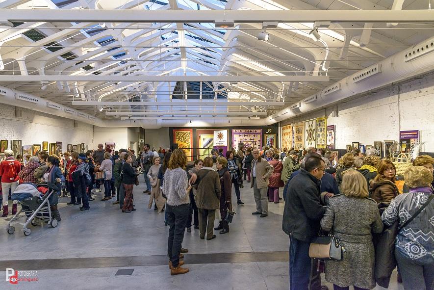 Cerca de 4.000 personas visitaron la 'I Muestra de Artesanía de los voluntarios y voluntarias de los centros cívicos'