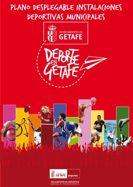 La Delegación de Deportes edita una guía de instalaciones deportivas en Getafe