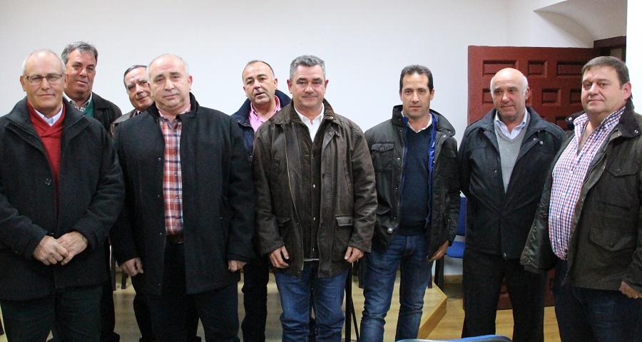 Juan Manuel Jaime, nuevo presidente de San Isidro en La Solana