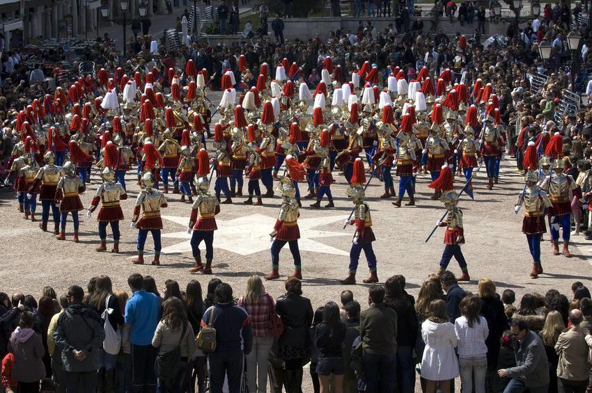 La Ruta de la Pasión Calatrava, Fiesta de Interés Turístico Nacional, acude a FITUR de Madrid a promocionarse internacionalmente