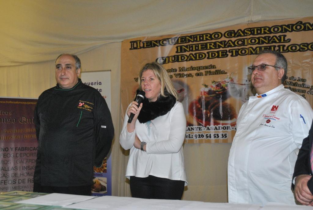 A punto el III Encuentro Gastronómico 'Ciudad de Tomelloso' con reconocidos y destacados chefs del país, sumilleres y periodistas especializados
