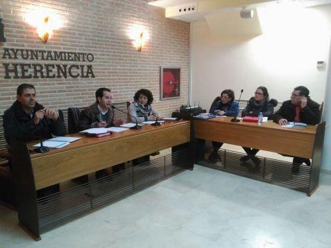 Medidas cumplidas y propuestas recibidas en la nueva Asamblea del equipo de Gobierno de Herencia