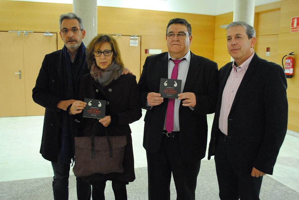 Un CD-Libro recopila la historia taurina de Valdepeñas