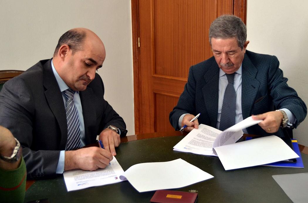 CRIA y el Ayuntamiento de Pozuelo colaborarán en garantizar la seguridad aérea en el Aeropuerto