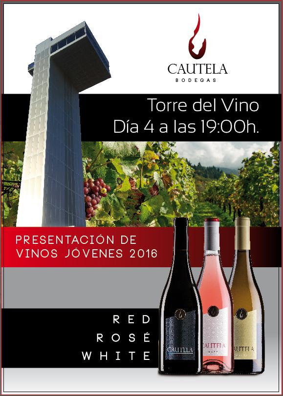Bodegas Cautela presentará mañana sus vinos jóvenes en el marco de Manchavino profesional