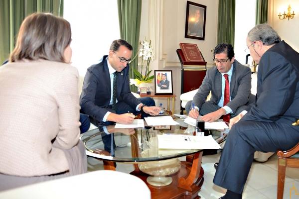 Diputación y Globalcaja suscriben una operación de tesorería que permitirá realizar adelantos de recaudación