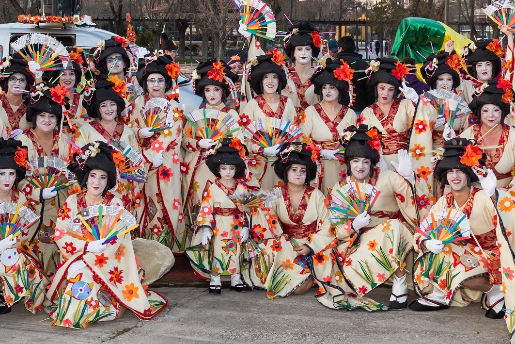 Desfile de Murgas. AMPA Sagrado Corazón