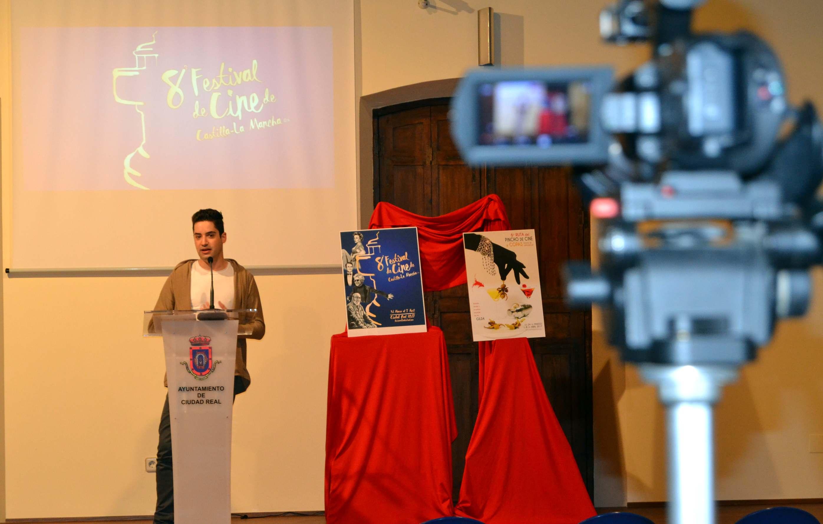 Un cartel homenaje a figuras del cine de la región anunciará el 8º FECICAM