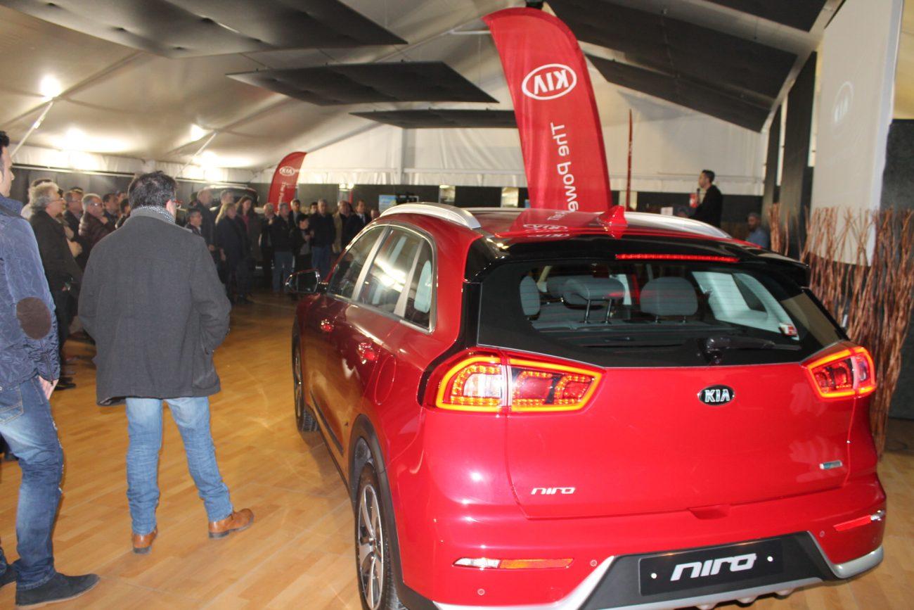 Ferma Móvil presentó el Nuevo Kia Niro, un crossover compacto, espacioso y refinado