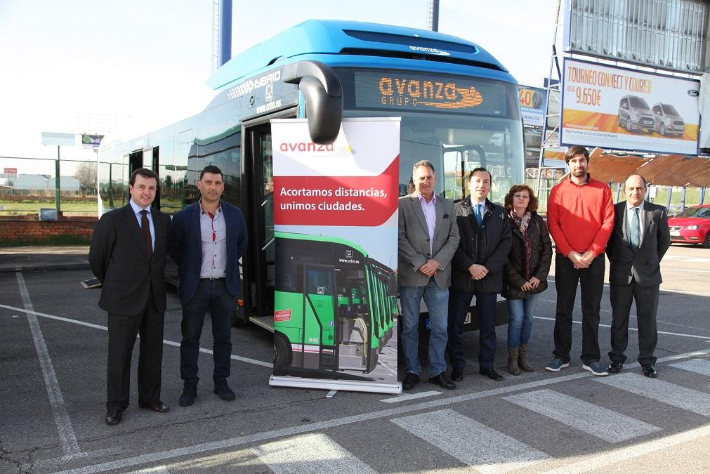 Getafe cuida su medio ambiente con una renovada flota de autobuses híbridos