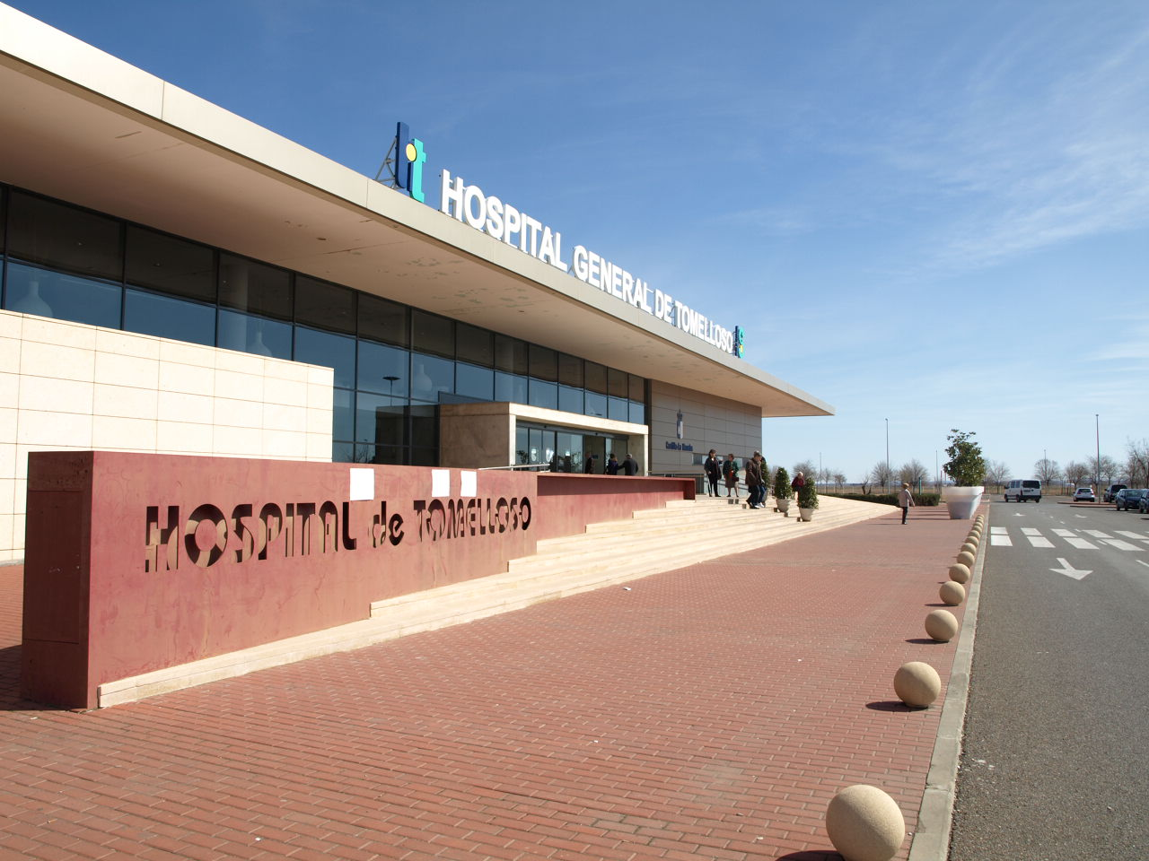 El Hospital de Tomelloso convoca un concurso para el diseño del logo y el lema conmemorativo del décimo aniversario del centro