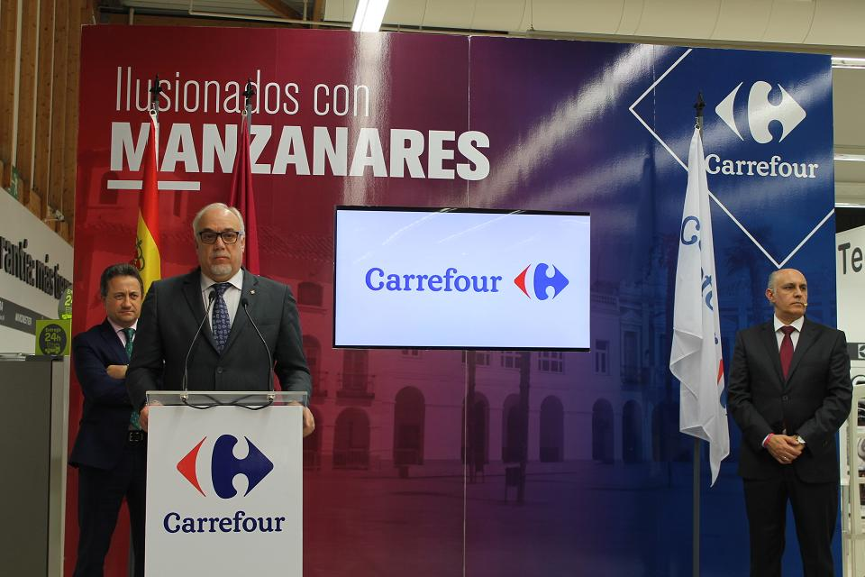 Inauguración Carrefour Manzanares 02