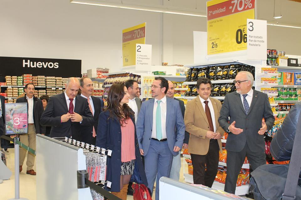 Inauguración Carrefour Manzanares 03