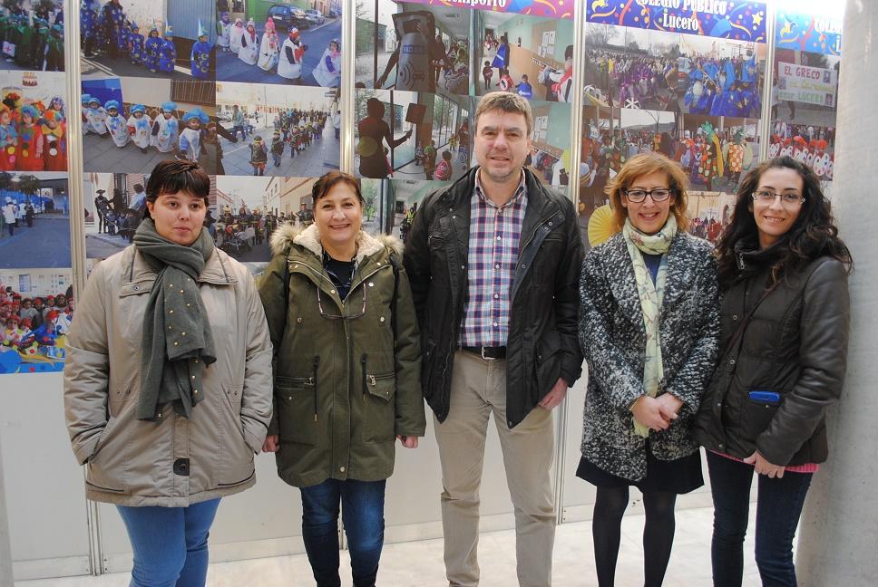 Inauguración exposición Carnaval en la memoria