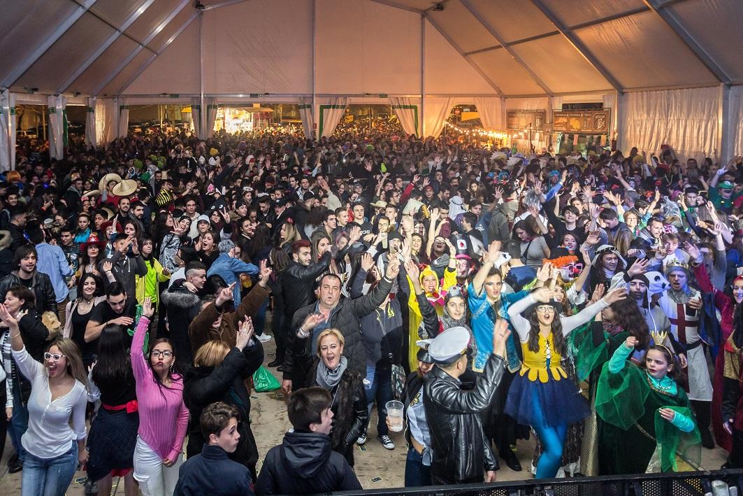 'El Tiritón' y la 'Asociación Cultural Islas Vírgenes', se alzaron con los premios a la Murga Pregonera 2018 y al Morro Carnavalesco