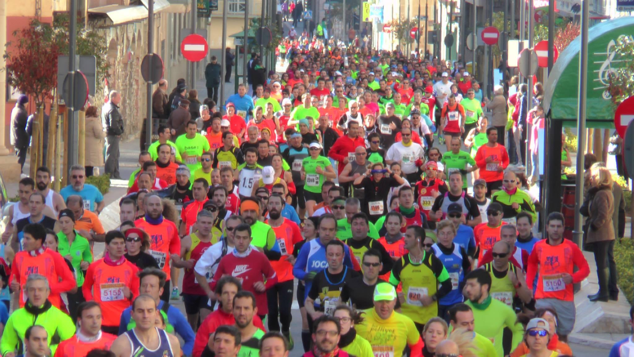 La Media Maratón de Valdepeñas, la segunda mejor de España según el portal especializado Runedia.com